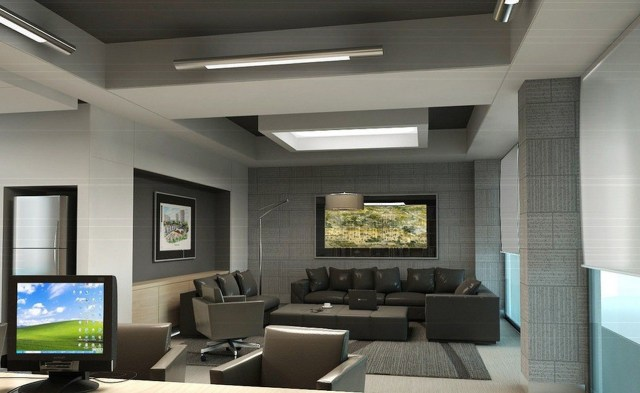 Luxury Executive Office Google Search Office Design