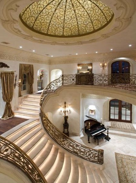 Luxury Grand Foyers Google Search Grand Foyer House