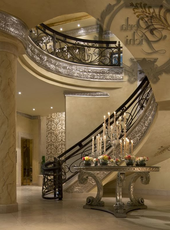 Luxury Life Design Amazing Palace In South Africa