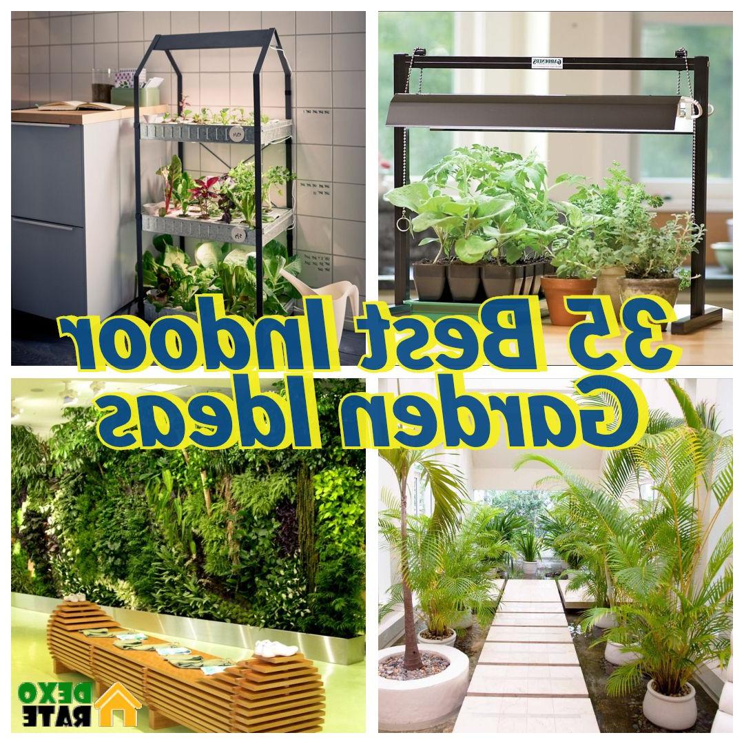 Make Your Home More Fresh With 35 Best Indoor Garden Ideas