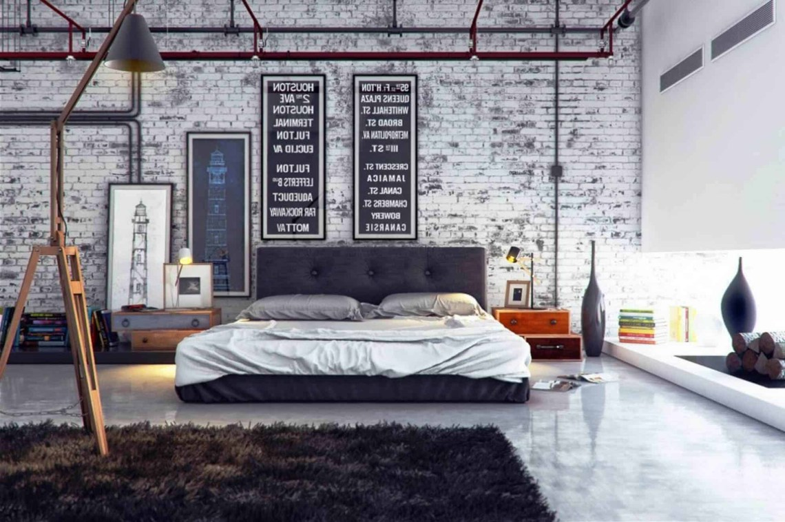 Masculine Bedroom Decor Gentlemans Gazette