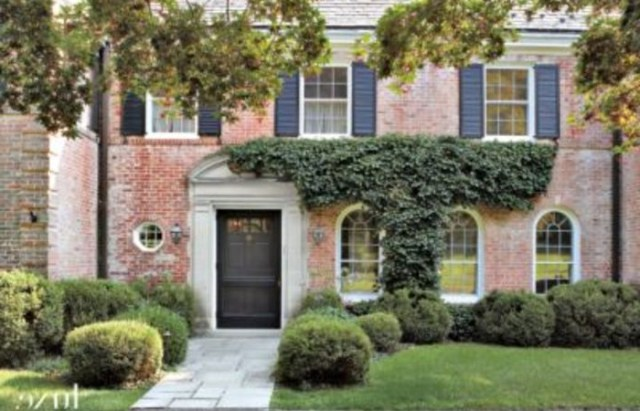 Mediterranean Architecture Revival Entrance Curb Appeal