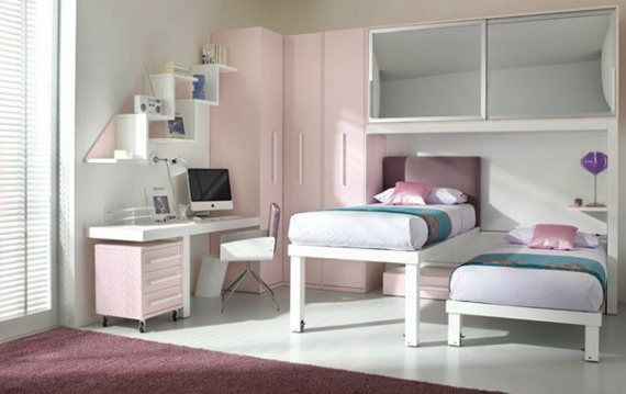Minimalist Kids Bedroom Home Trendy