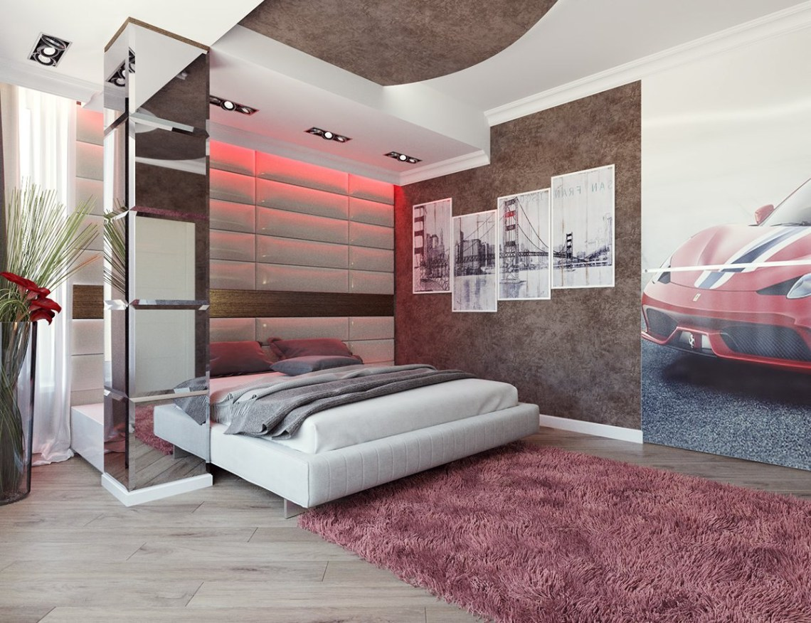 Modern And Minimalist Bedroom Decorating Ideas So