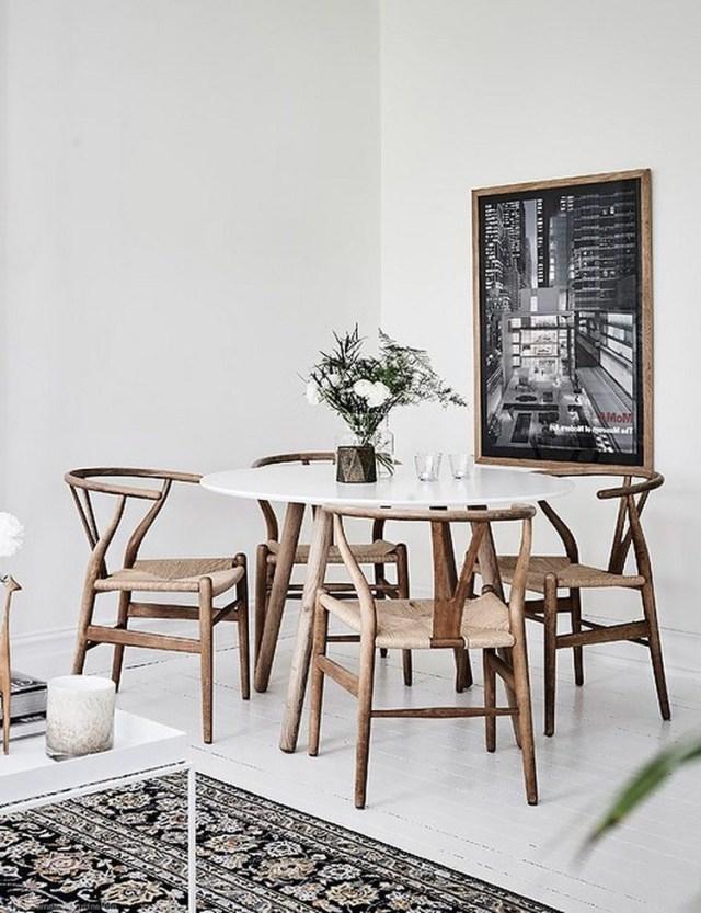 Modern And Minimalist Dining Room Design Ideas 74