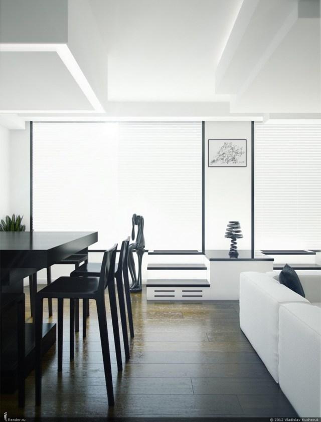 Modern Dining Room Decoration 14121 Dining Room Ideas