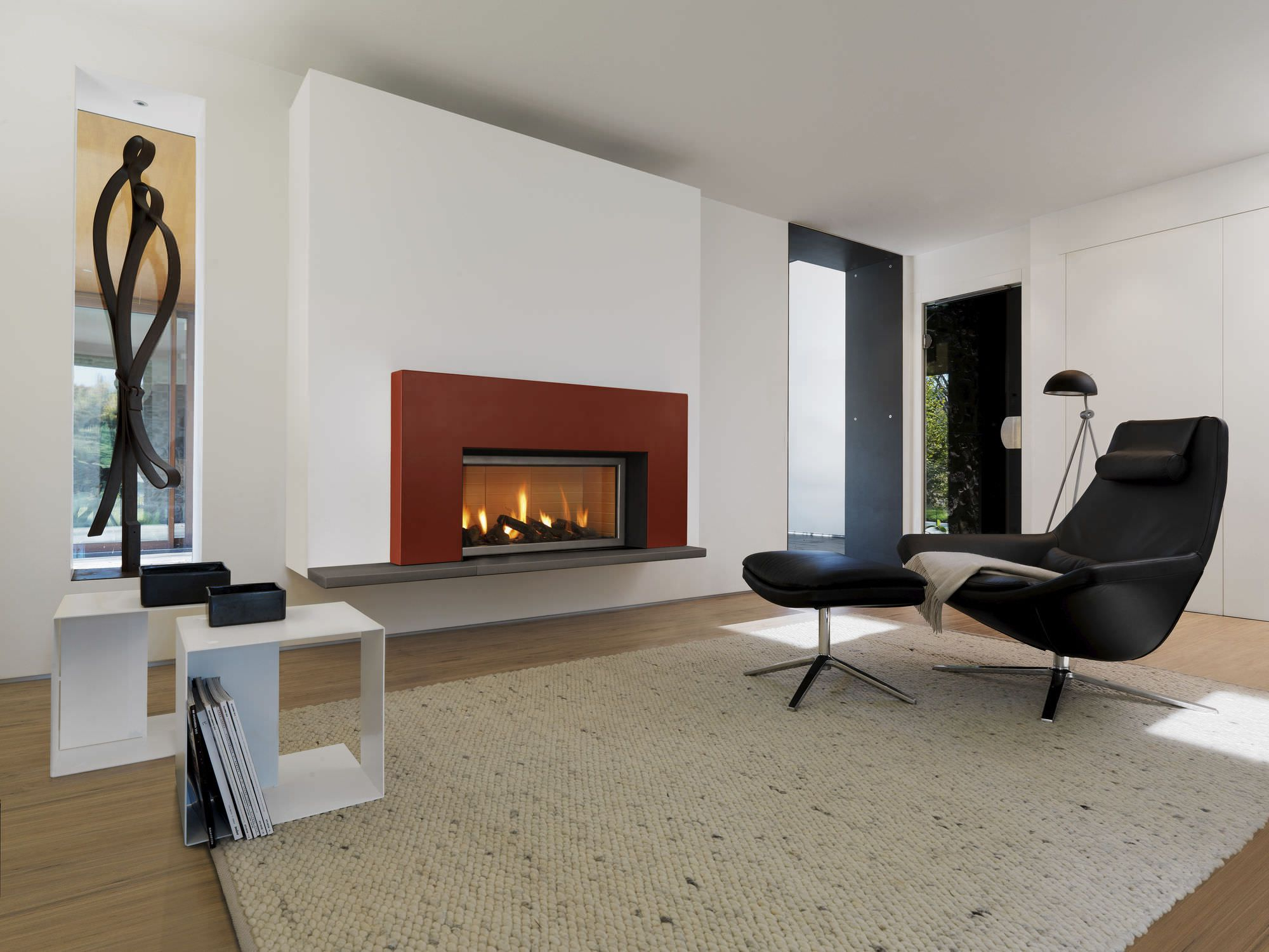 Modern Fireplace Mantels And Surrounds Fireplace Design