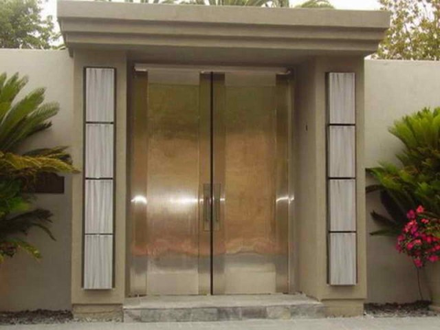 Modern Front Double Door Designs For Houses Double Entry