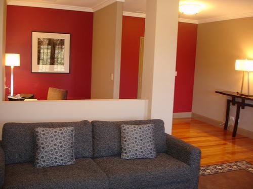 Modern Home Interior Furniture Designs Diy Ideas Red