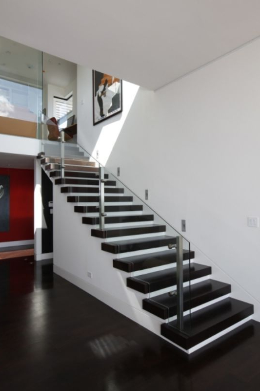 Modern House Architecture Modern Contemporary Stairs