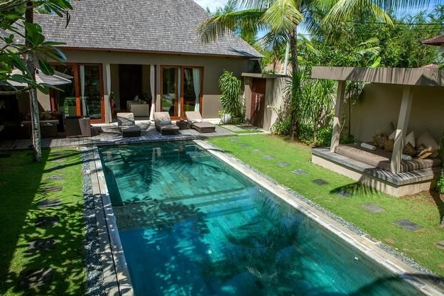 Modern Landscaping Ideas For Small Backyards With Pool