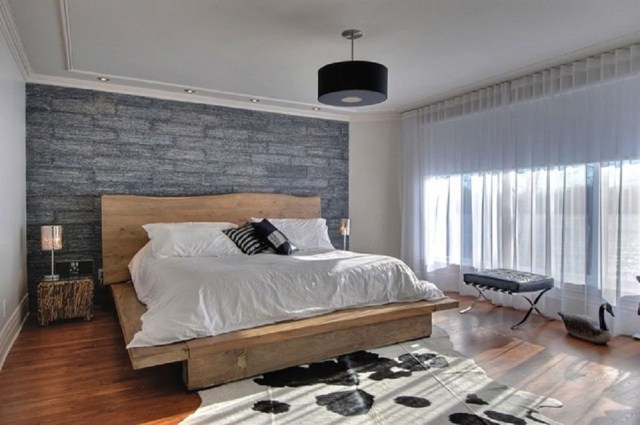 Modern Rustic Bedroom Decorating Ideas And Photos