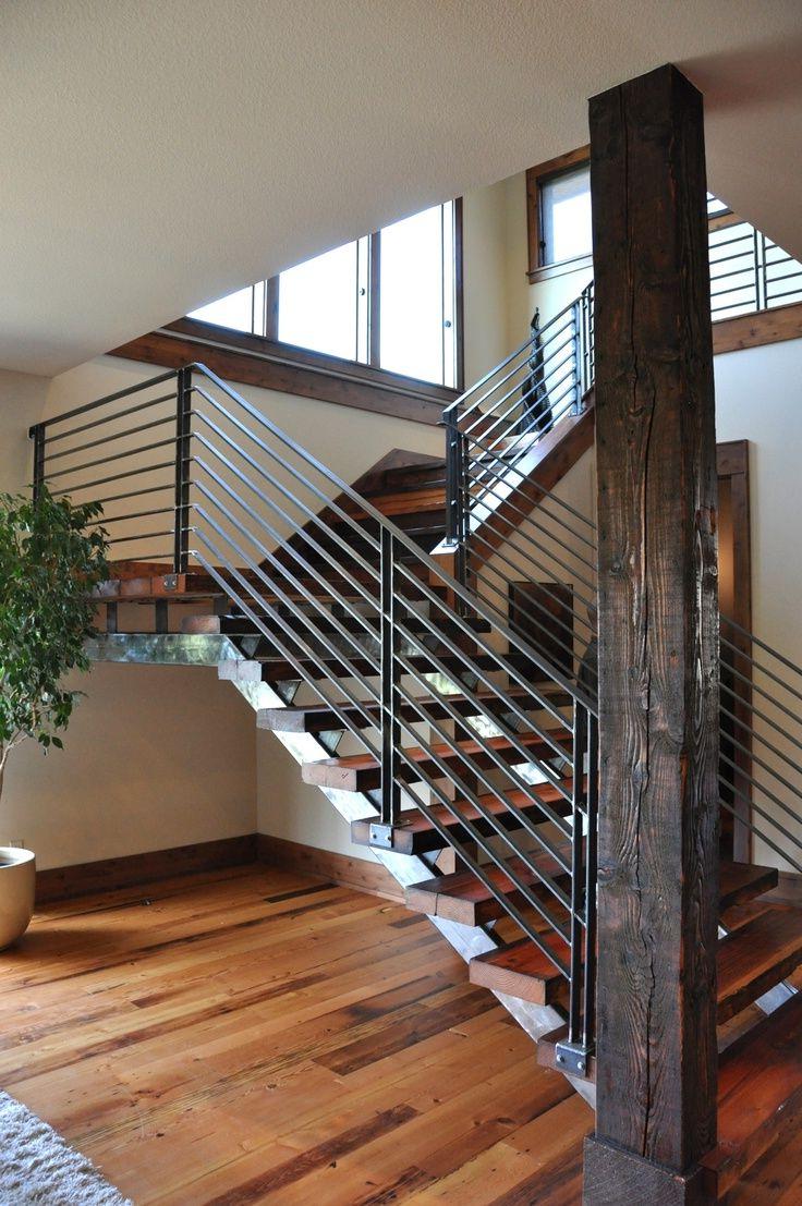 Modern Stair Railings Stairs Modern Staircase Modern