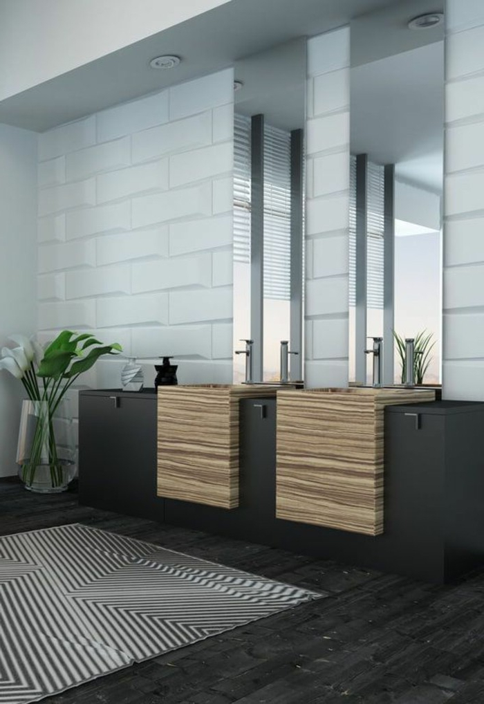 Modernes Badezimmer Und Die Tends Fr 2017