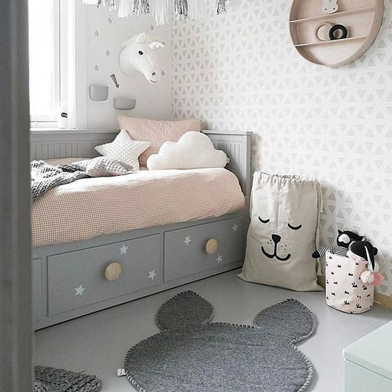 Mommo Design Ikea Hacks With Paint Hemnes Bed