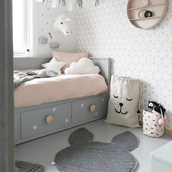 Mommo Design Ikea Hacks With Paint Hemnes Bed