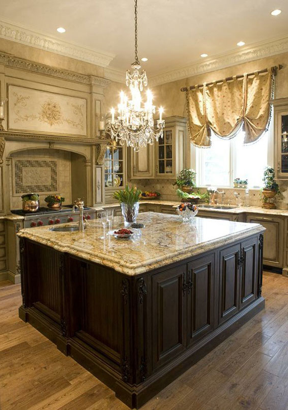 Most Amazing And Beautiful Kitchen Island Designs