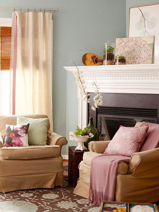New Home Interior Design Cozy Color Schemes For Every Room