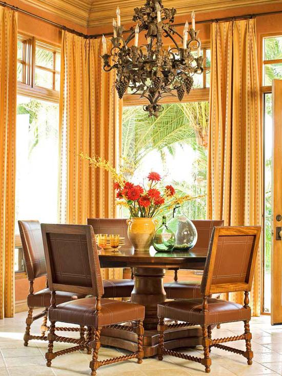 New Home Interior Design Warm Color Schemes
