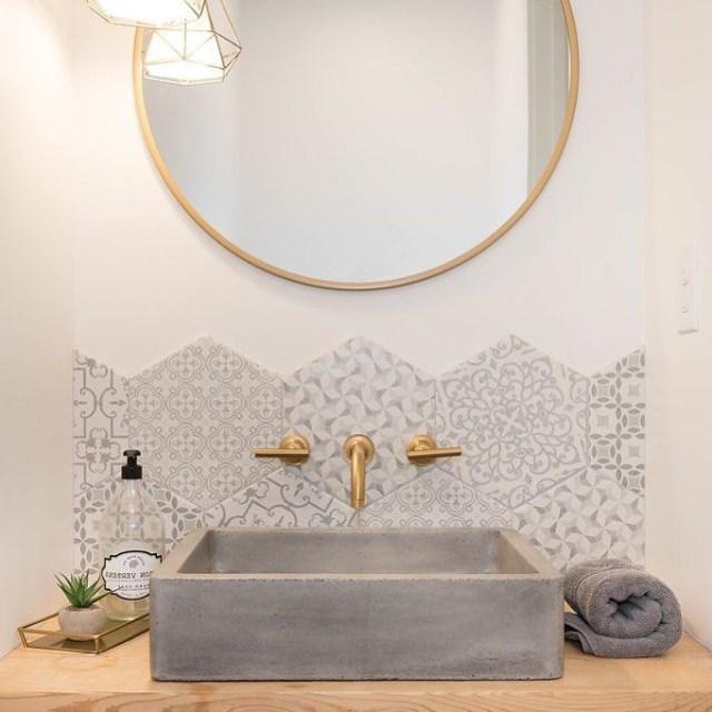 Nipomo Concrete Bathroom Bathroom Interior Design