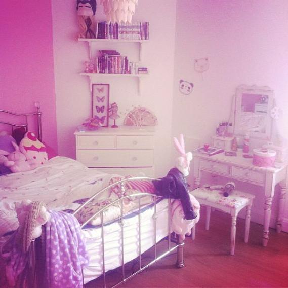 Noodlerella Girly Bedroom Kawaii Bedroom Kawaii Room