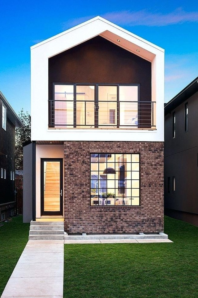Oconnorhomesinc Magnificent Modern Small House