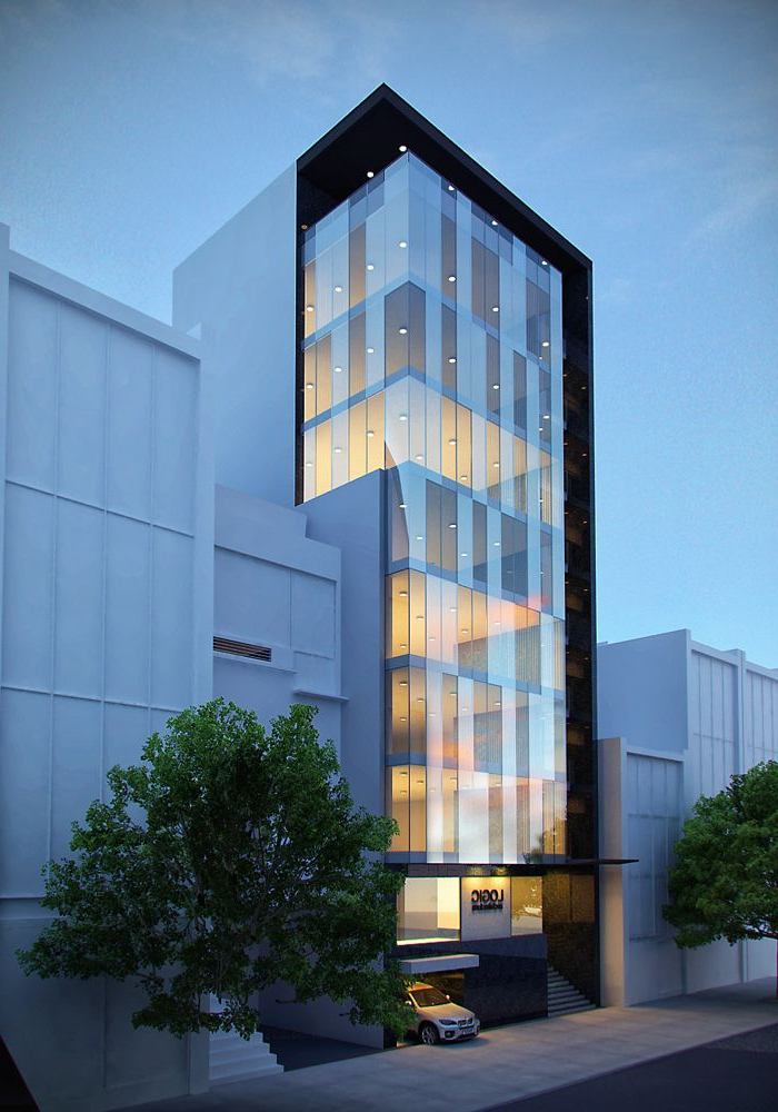 Office Building Architecture Building Design Facade