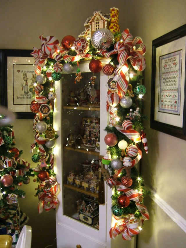 Oh My Over The Top Garland Love The House On Top