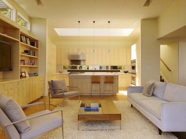 Open Concept Kitchen Living Room Design Ideas The Wow Style