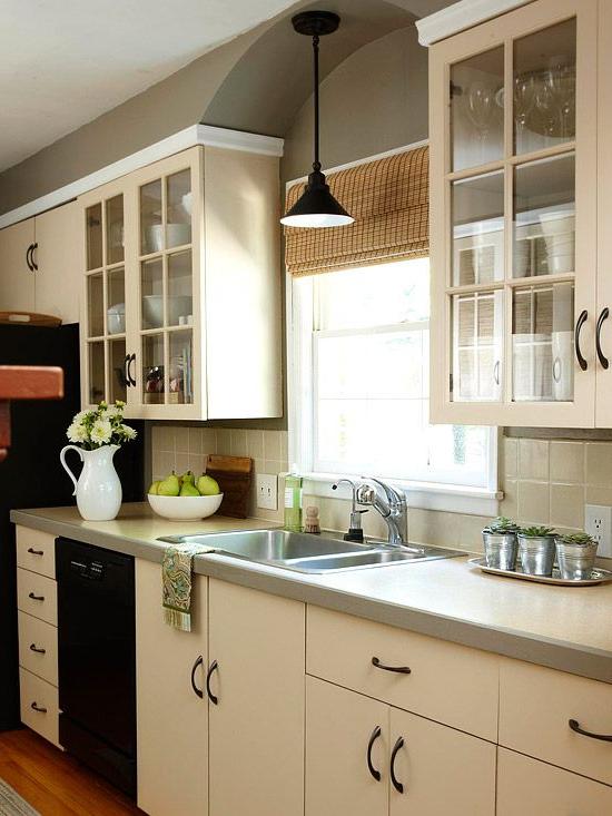 Our Favorite Budget Kitchen Remodels Under 2000 Galley