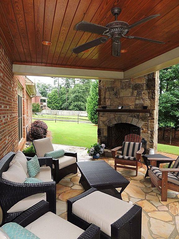 Outdoor Living Inspiration Backyard Patio Designs