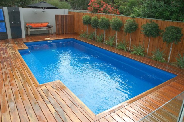 Outdoor Pool Bench Seating Google Search Decks Around
