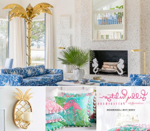 Palm Beach Interior Design Lilly Pulitzer Home Decor