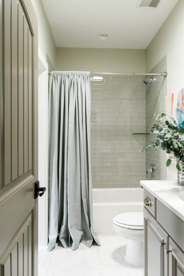Pictures Of The Hgtv Smart Home 2016 Hall Bathroom New