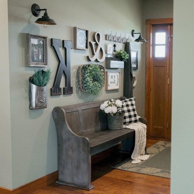 Pin Debra Lacroix On Foyer Farm House Living Room