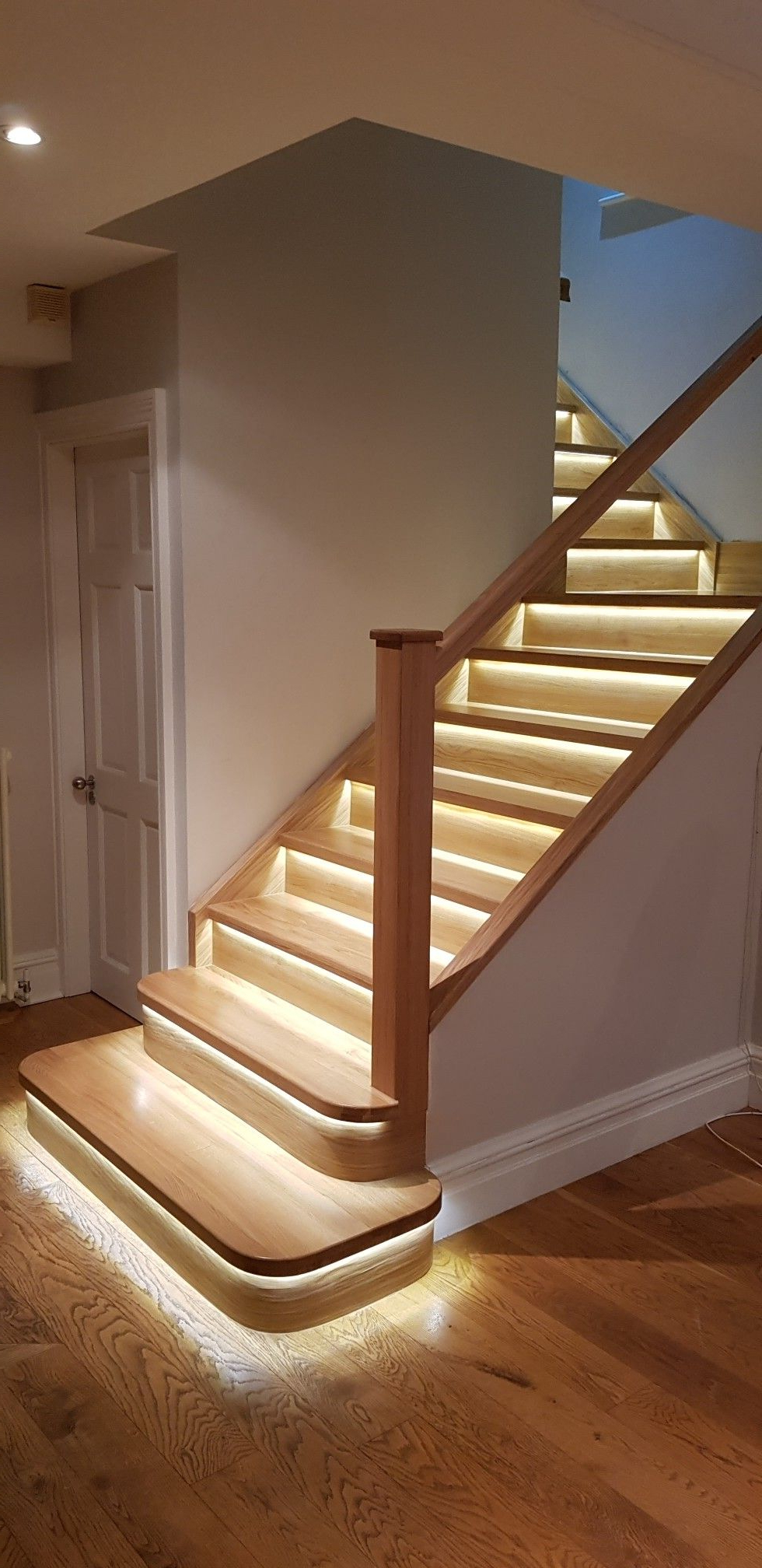 Pin K Lowell On Basement Stairs Stairs Design Modern