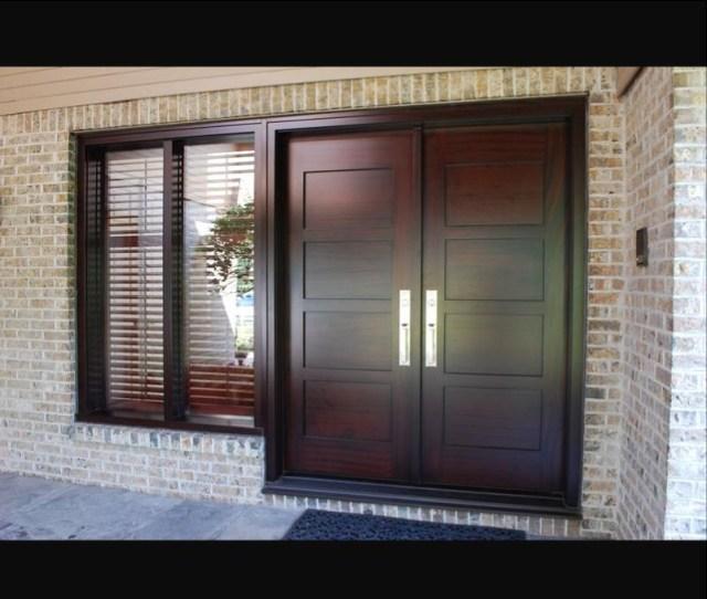 Products Doors In 2019 Double Door Design Double