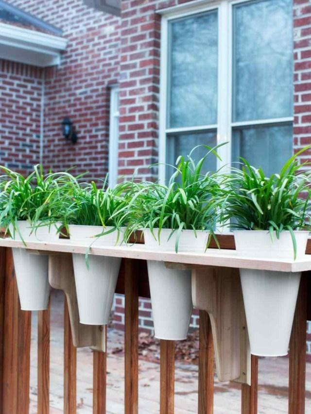 Rail Planter Ikea Sofa Cope