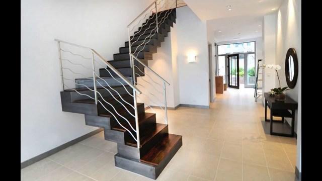 Railing Design For Staircase Modern Decor Ideas Spiral