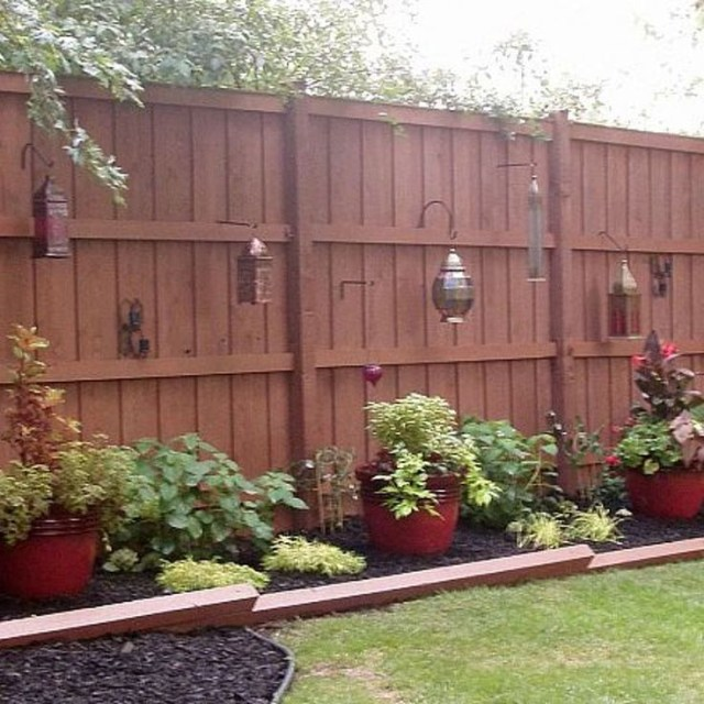 Reclaim Your Backyard With A Privacy Fence Outdoor