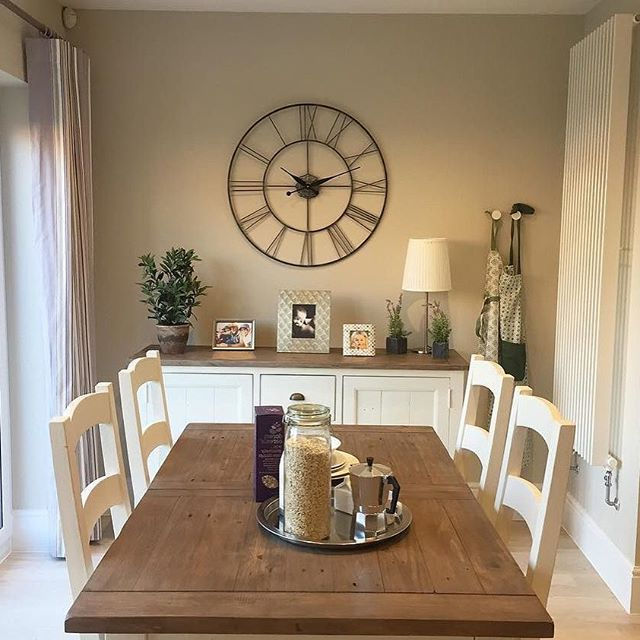 Repost Ourredrowhome Welovenew Make Your Dining Room