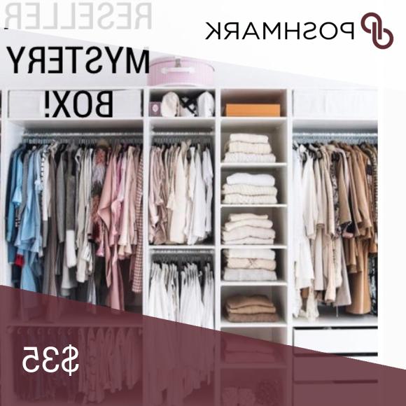 Reseller Mystery Box Bedroom Organization Closet