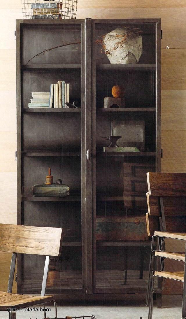Roost Curators Cabinet Six Shelf Unique Modern Furniture