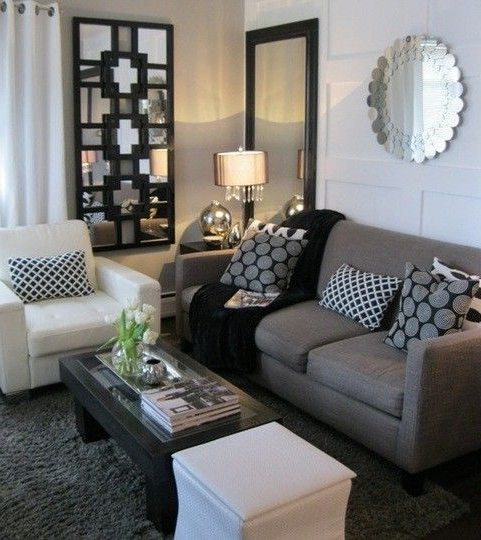 Rug Pillows Couch And Chair Placement Color Scheme
