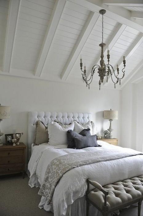 Rustic Design Element Wooden Ceiling 20 Photos