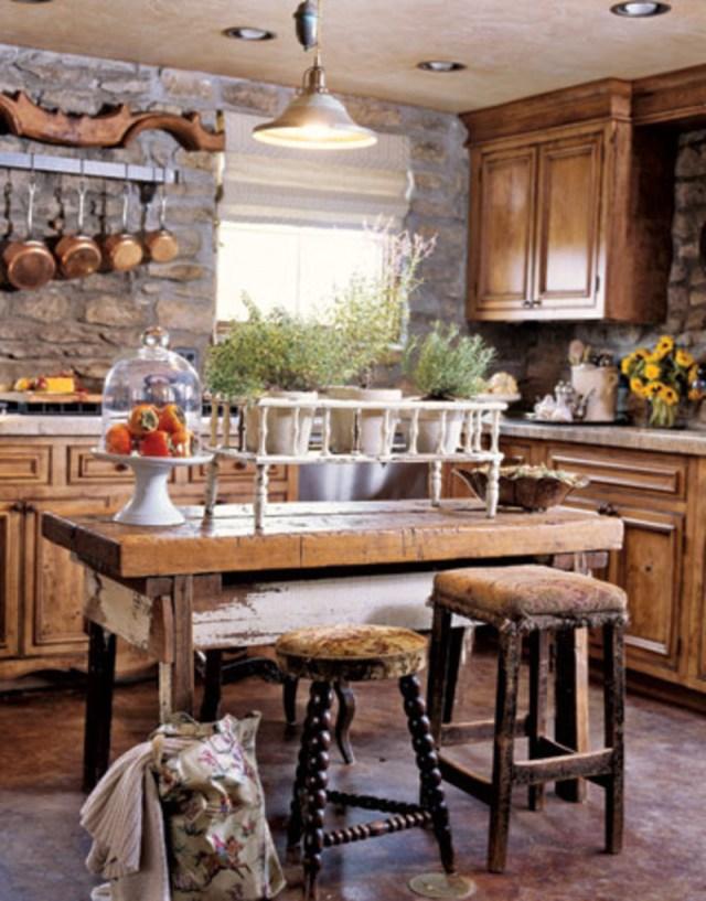 Rustic Kitchen Design Ideas Design Bookmark 2000