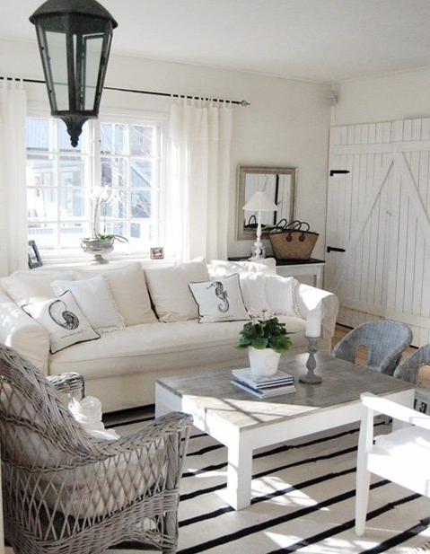 Shab Chic Beach Decor Ideas For Your Beach Cottage