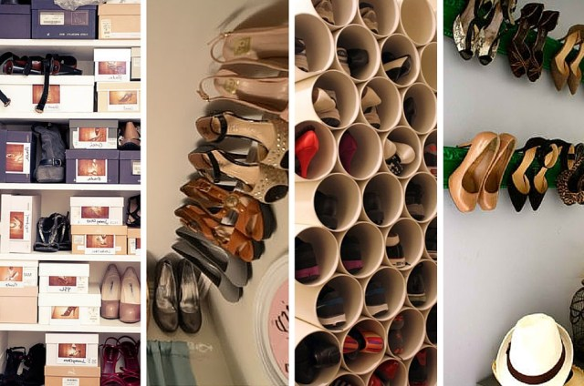 Shoe Storage Ideas Diy Projects Craft Ideas How Tos For