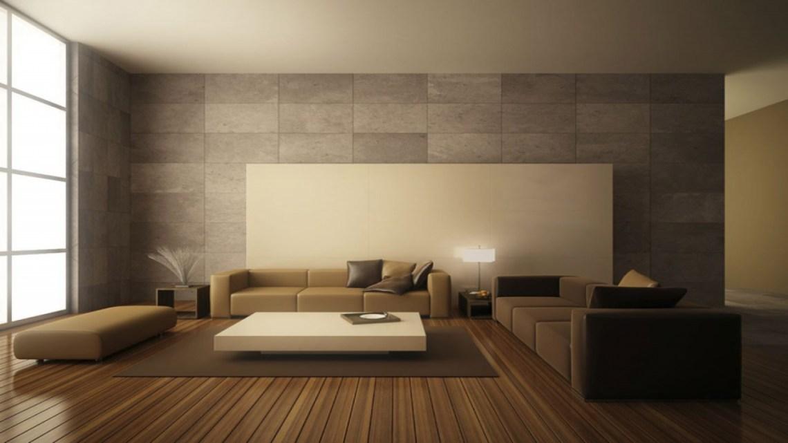 Simple Bed Room Design Minimalist Interior Design Living
