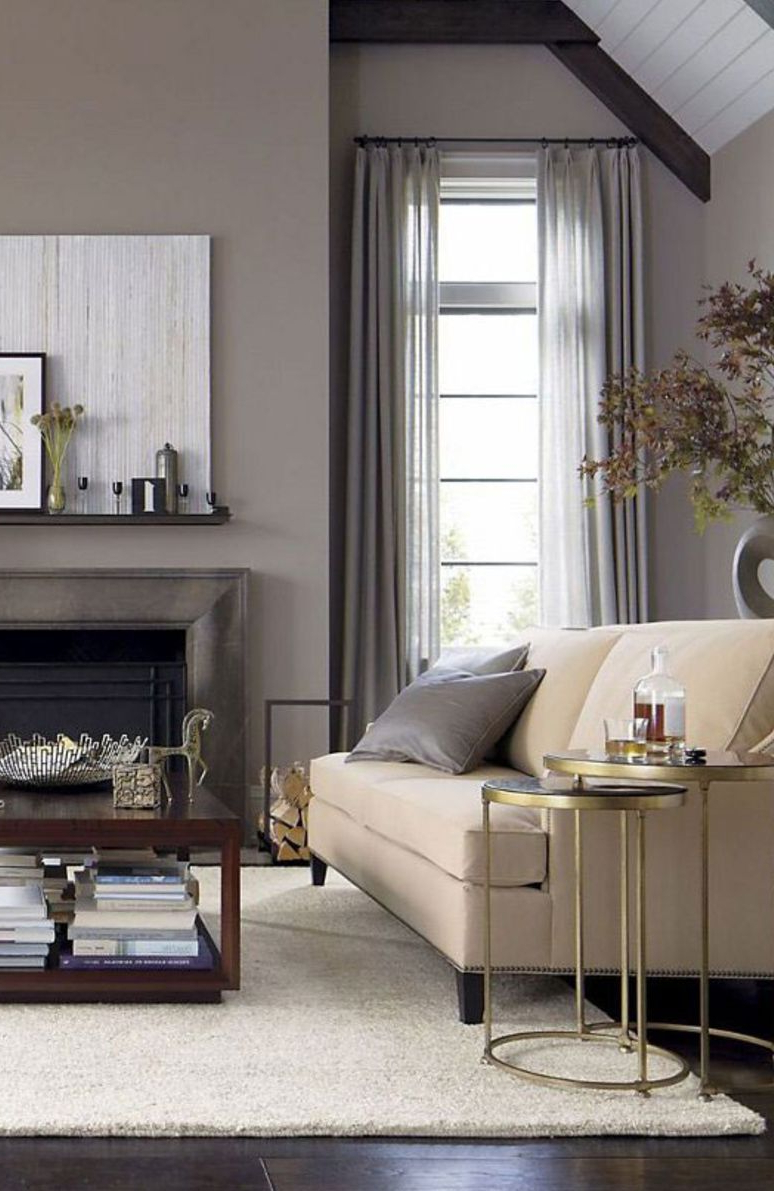 Simple Elegant And Modern Living Room Design Add A Pop